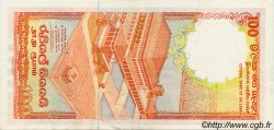 100 Rupees SRI LANKA  1988 P.099 SUP+