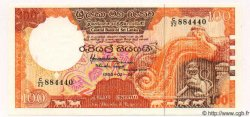 100 Rupees SRI LANKA  1988 P.099 NEUF