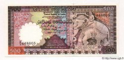 500 Rupees SRI LANKA  1987 P.081 pr.NEUF