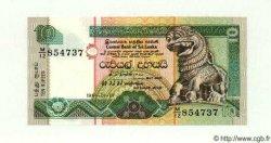 10 Rupees SRI LANKA  1991 P.083 NEUF