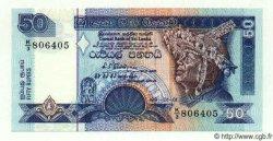 50 Rupees SRI LANKA  1991 P.104 NEUF