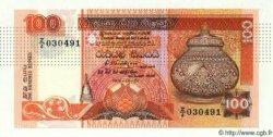 100 Rupees SRI LANKA  1991 P.105b NEUF