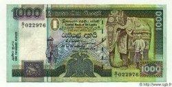 1000 Rupees SRI LANKA  1991 P.107 pr.NEUF