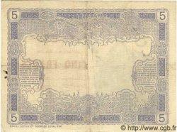 5 Francs NOUVELLE CALÉDONIE  1916 P.15a pr.TTB