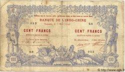 100 Francs NOUVELLE CALÉDONIE  1914 P.17 pr.TB