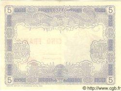 5 Francs NOUVELLE CALÉDONIE  1924 P.19 SPL