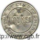 50 Centimes NOUVELLE CALÉDONIE  1922 P.29 TTB