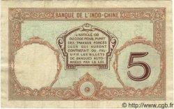 5 Francs NOUVELLE CALÉDONIE  1932 P.36a TB à TTB