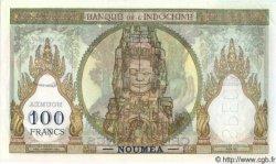 100 Francs NOUVELLE CALÉDONIE  1953 P.42cs pr.NEUF