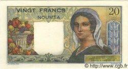 20 Francs NOUVELLE CALÉDONIE  1963 P.50c NEUF