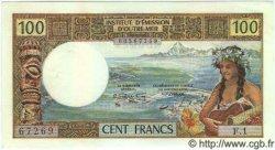 100 Francs NOUVELLE CALÉDONIE  1969 P.59 SPL