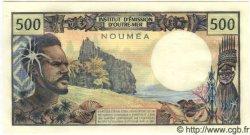 500 Francs NOUVELLE CALÉDONIE  1970 P.60 pr.NEUF