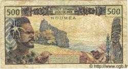 500 Francs NOUVELLE CALÉDONIE  1977 P.60 pr.TB