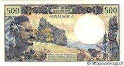 500 Francs NOUVELLE CALÉDONIE  1985 P.60 NEUF
