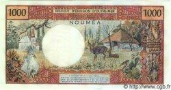 1000 Francs NOUVELLE CALÉDONIE  1968 P.61 NEUF