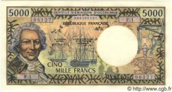 5000 Francs NOUVELLE CALÉDONIE  1971 P.62 pr.NEUF