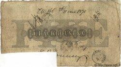 5 Pounds ANGLETERRE  1870 G.0930C TB