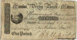 1 Pound ANGLETERRE  1813 G.0984 B