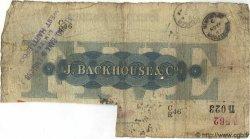5 Pounds ANGLETERRE  1887 G.1071 B