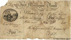 5 Pounds ANGLETERRE  1815 G.6095A AB
