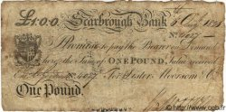 1 Pound ANGLETERRE  1821 G.2568C TB