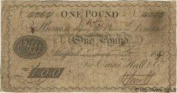 1 Pound ANGLETERRE Stafford 1807 G.2727 B à TB