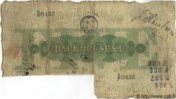 5 Pounds ANGLETERRE Stockton 1888 G.2766 TB