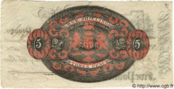 5 Pounds ANGLETERRE Stockton 1825 G.2775B SPL