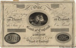 1 Pound ANGLETERRE  1819 P.- TTB+