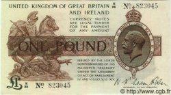 1 Pound ANGLETERRE  1919 P.357 NEUF