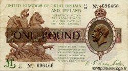 1 Pound ANGLETERRE  1923 P.359 TB