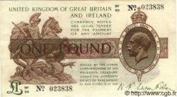 1 Pound ANGLETERRE  1923 P.359 SUP+