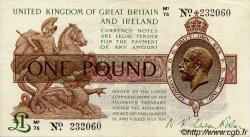 1 Pound ANGLETERRE  1923 P.359 pr.SUP