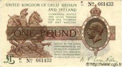 1 Pound ANGLETERRE  1923 P.359 SPL