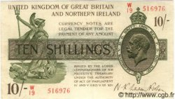 10 Shillings ANGLETERRE  1927 P.360 TTB+
