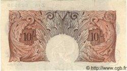 10 Shillings ANGLETERRE  1928 P.362a TTB
