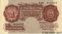 10 Shillings ANGLETERRE  1930 P.362b TTB