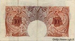 10 Shillings ANGLETERRE  1934 P.362c TTB