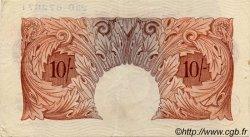 10 Shillings ANGLETERRE  1934 P.362c TB+