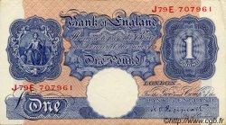 1 Pound ANGLETERRE  1940 P.367a TTB