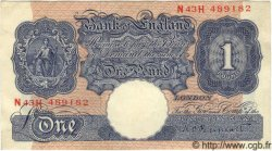 1 Pound ANGLETERRE  1940 P.367a SUP+