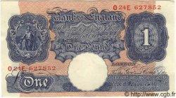 1 Pound ANGLETERRE  1940 P.367a SPL