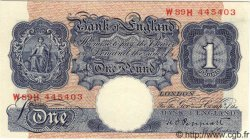 1 Pound ANGLETERRE  1940 P.367a NEUF