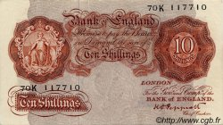 10 Shillings ANGLETERRE  1948 P.368a pr.SUP