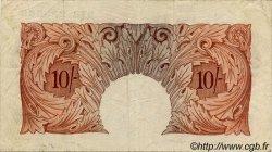 10 Shillings ANGLETERRE  1950 P.368b TTB
