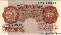 10 Shillings ANGLETERRE  1950 P.368b NEUF