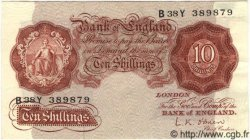 10 Shillings ANGLETERRE  1955 P.368c pr.SUP