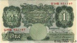 1 Pound ANGLETERRE  1950 P.369b pr.SPL