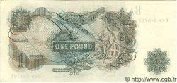 1 Pound ANGLETERRE  1960 P.374a SPL