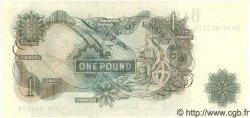 1 Pound ANGLETERRE  1963 P.374c NEUF